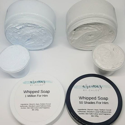 One Million For Him - Whipped Soap 100g