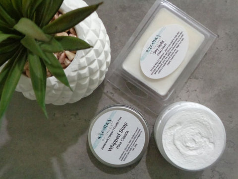 Pina Colada - Whipped Soap 100g