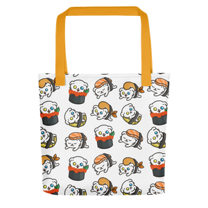Sushi + Cat Addiction - Tote Bag