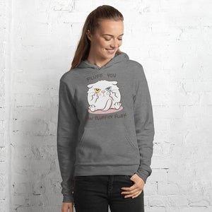 Fluff You -  Unisex Fleece Pullover Hoodie