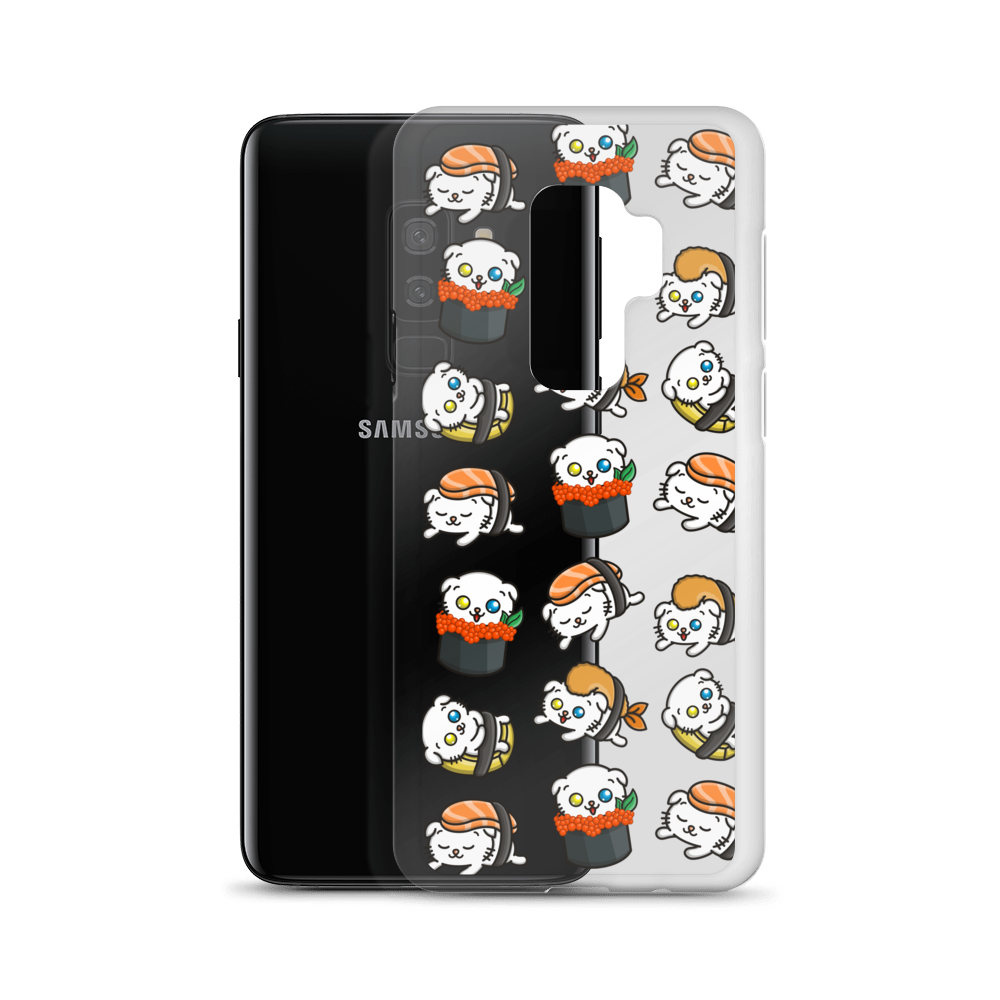 Sushi + Cat Addiction - Samsung Case