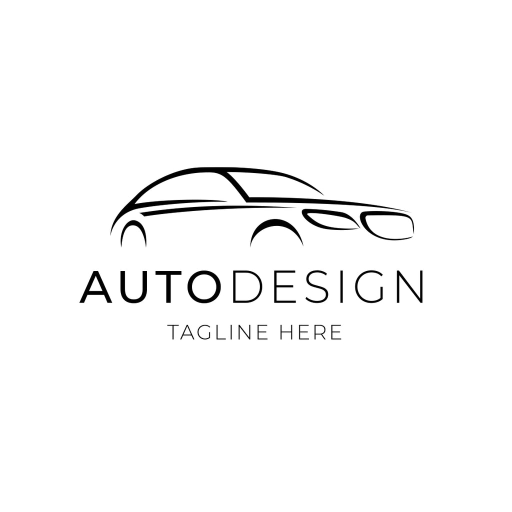 Auto Design Car Logo