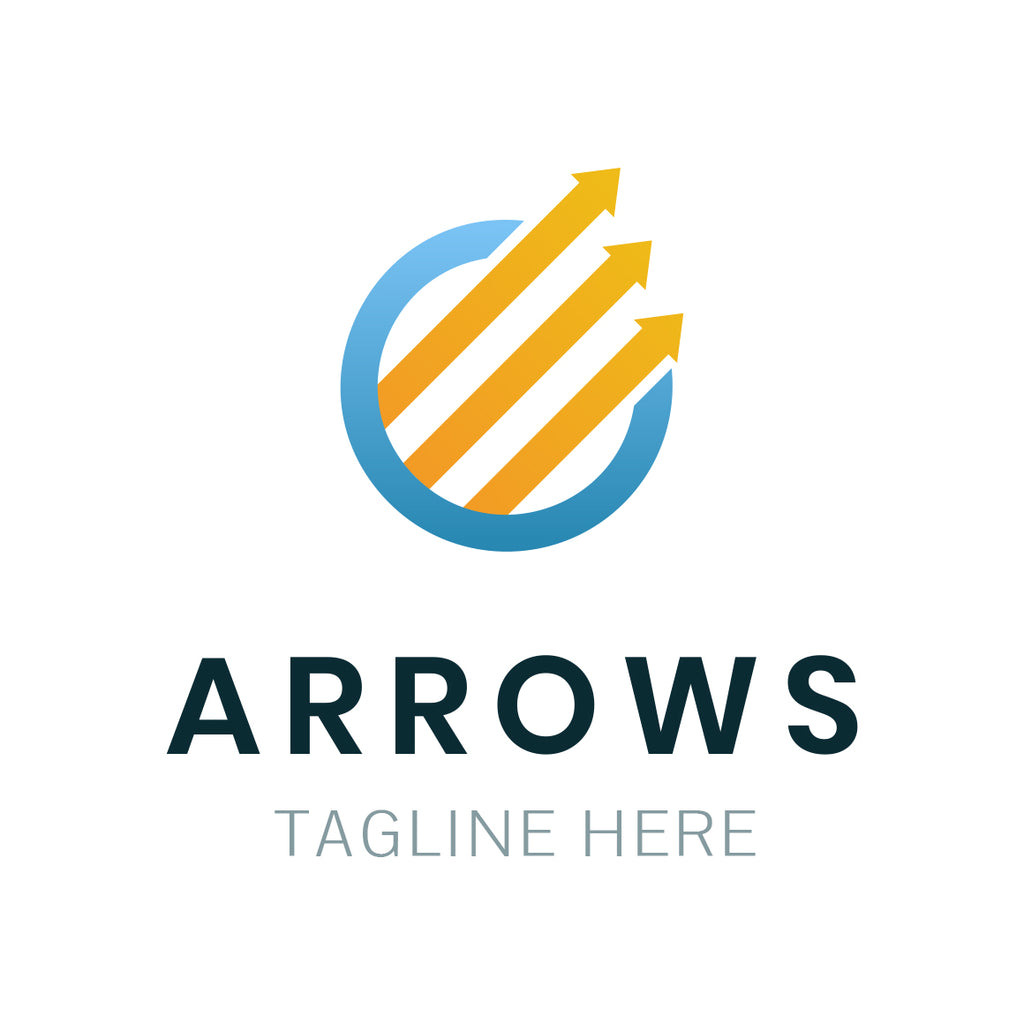 Arrows creative logo