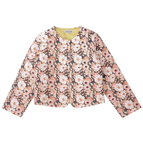 Holly jacket - floral