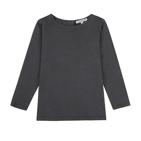 Sophie t-shirt - charcoal