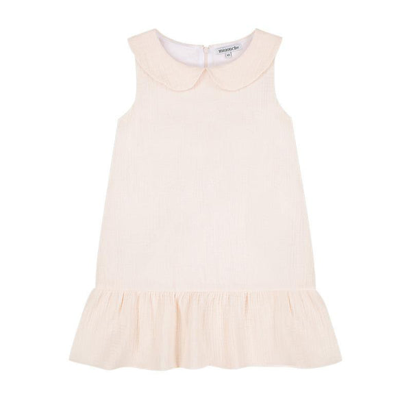 Chloe dress - buttermilk