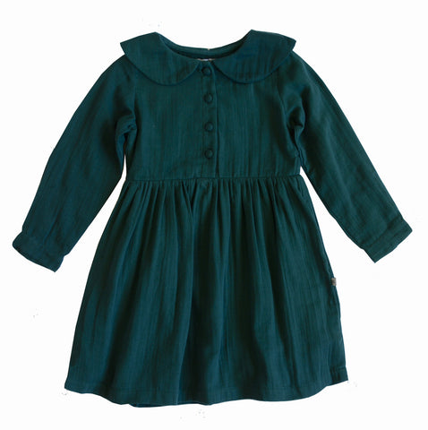 Adelaide dress - teal