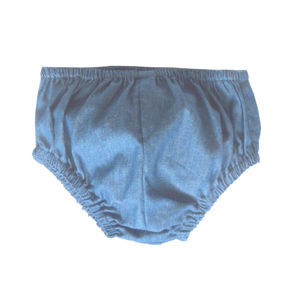 Basic unisex bloomer - chambray