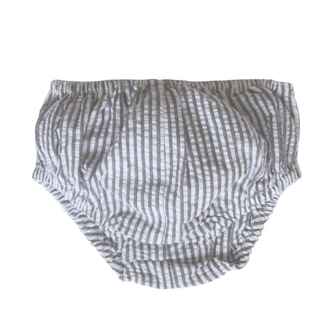 Basic unisex bloomer - seersucker stripe
