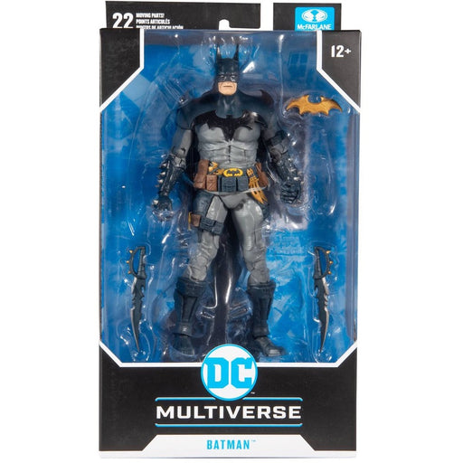 DC Multiverse Batman Designed by Todd McFarlane 7-Inch Action Figure