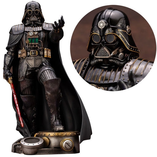 Star Wars Darth Vader Industrial Empire Artist Series ARTFX 1:7 Scale Statue
