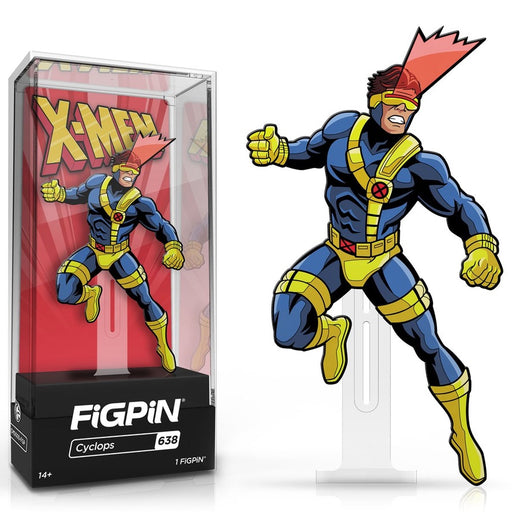 X-Men Animated Series Cyclops FiGPiN Classic Enamel Pin