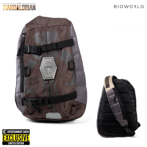Star Wars: The Mandalorian Sling Bag - EE Exclusive