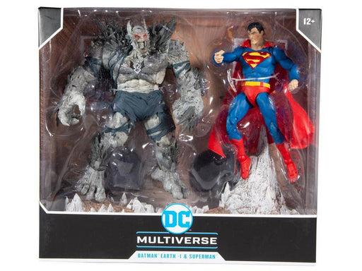 DC Collector Superman vs. Devastator Action Figure 2-Pack