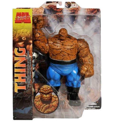 Marvel Select Fantastic Four The Thing Action Figure