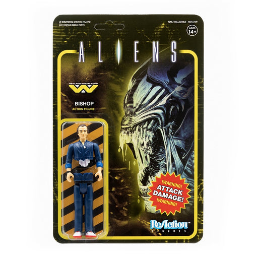 Aliens ReAction - Bishop Action Figure