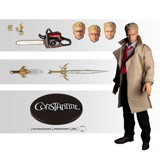 Constantine One:12 Collective Deluxe Edition Action Figure
