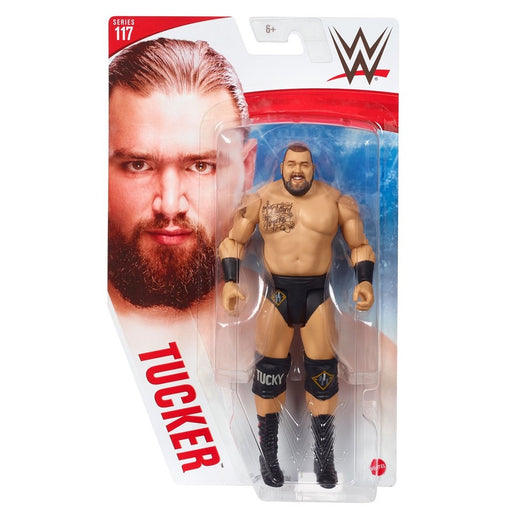 WWE Basic Series 117 Tucker 6-Inch Action Figure