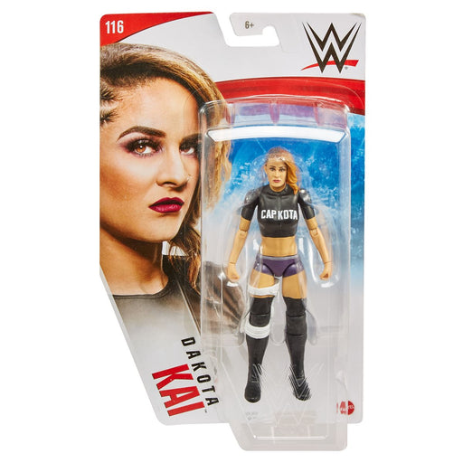 WWE Basic Figure Series 116 Dakota Kai Action Figure