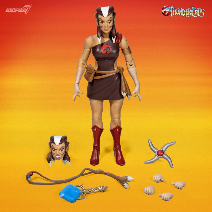 ThunderCats Ultimates Pumyra 7-Inch Action Figure