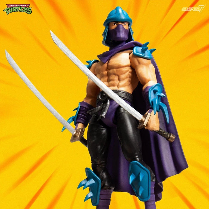 Teenage Mutant Ninja Turtles Ultimates Shredder 7-Inch Action Figure