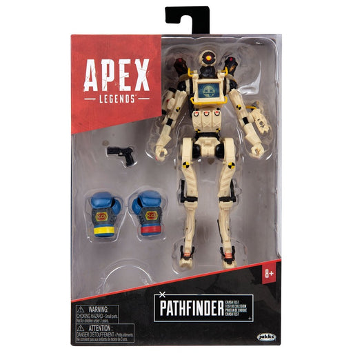 Apex Legends Pathfinder (Crash Test) 6-Inch Action Figure