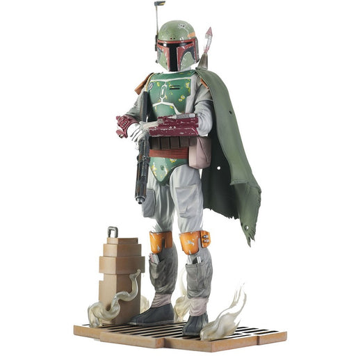 Star Wars: Return of the Jedi Boba Fett Milestones 1:6 Scale Statue