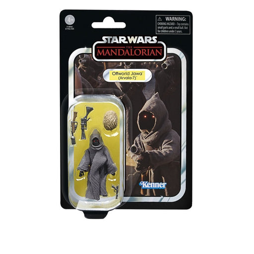 Star Wars The Vintage Collection Offworld Jawa (Arvala-7) 3 3/4-Inch Action Figure
