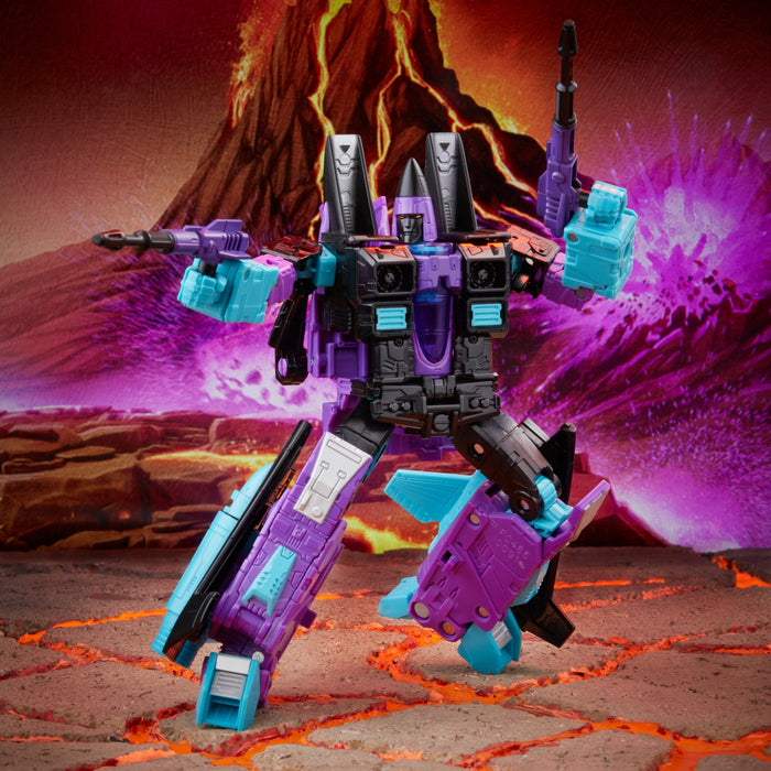 Transformers Generations Selects Voyager WFC-GS24 Ramjet Figure