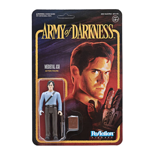 Army of Darkness ReAction - Medieval Ash Action Figure