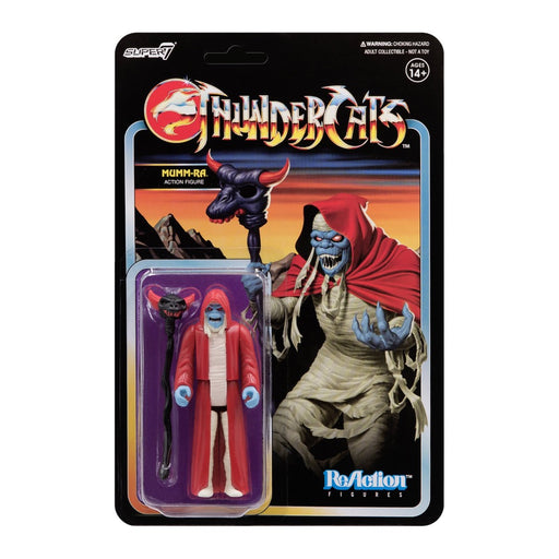 Thundercats ReAction Wave 2 - Old Mumm-Ra Figure