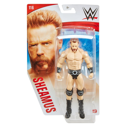 WWE Basic Figure Series 116 Sheamus Action Figure