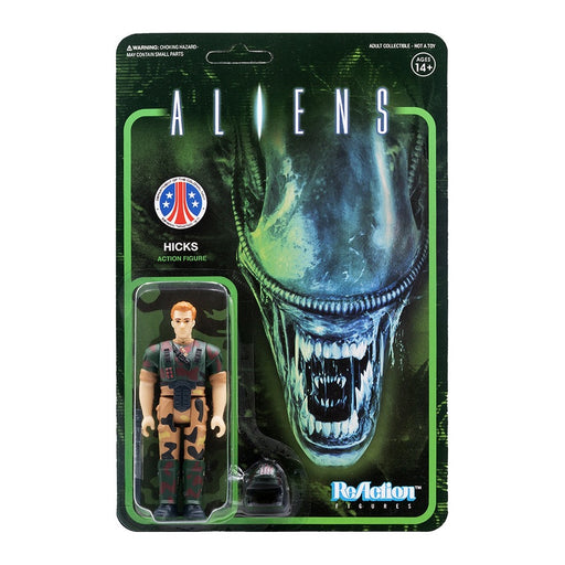 Aliens ReAction - Hicks Action Figure