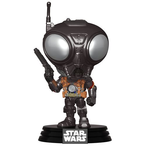 Funko POP! Star Wars: The Mandalorian Q9-Zero POP! Vinyl Figure
