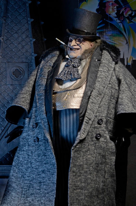 Batman Returns – Mayoral Penguin (Danny DeVito) 1/4 Scale Action Figure
