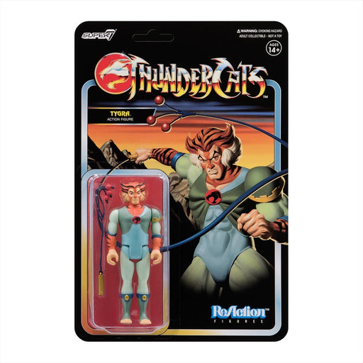 Thundercats ReAction Wave 2 - Tygra Figure