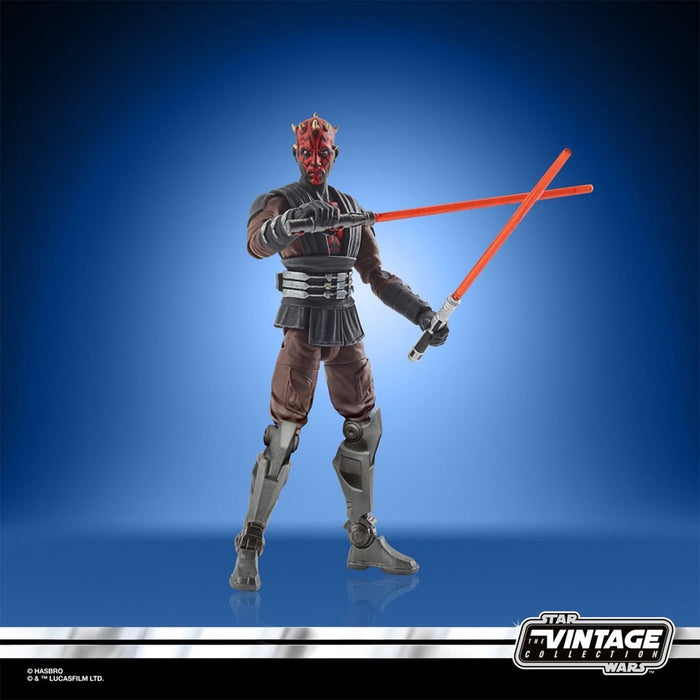 Star Wars The Vintage Collection Darth Maul (Mandalore) 3 3/4-Inch Action Figure