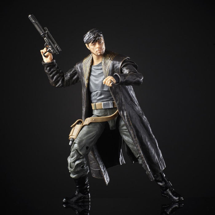 Star Wars The Black Series DJ (Canto Bight) 6-Inch Action Figure