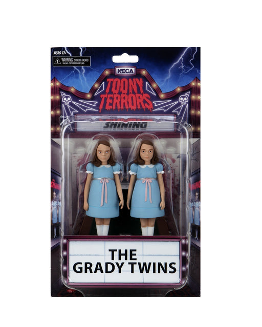 Toony Terrors The Grady Twins (The Shining) 6-Inch Scale Action Figure