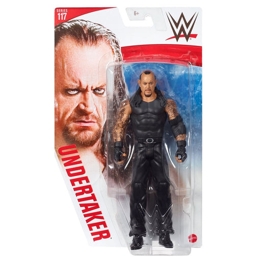 WWE Basic Series 117 Undertaker 6-Inch Action Figure