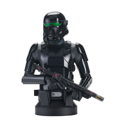 Star Wars Mandalorian Death Trooper 1:6 Scale Bust