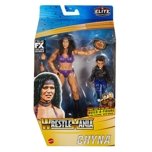 WWE WrestleMania Elite Chyna 6-Inch Action Figure