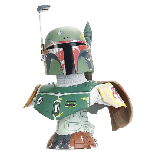 Star Wars Legends In 3D Empire Strikes Back Boba Fett 1:2 Scale Bust