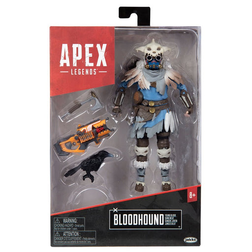 Apex Legends Bloodhound (Youngblood) 6-Inch Action Figure