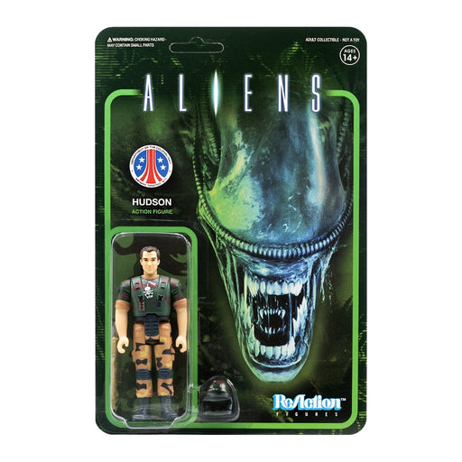 Aliens ReAction - Hudson Action Figure