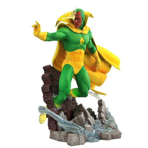 Marvel Comic Gallery Vs Vision Statue