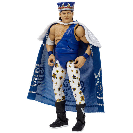 "WWE Elite Collection Series 82 Jerry ""The King"" Lawler Action Figure"