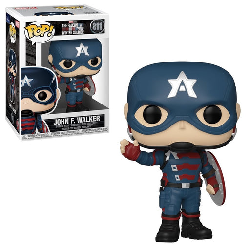 Funko POP! The Falcon and Winter Soldier John F. Walker Pop! Vinyl Figure #811