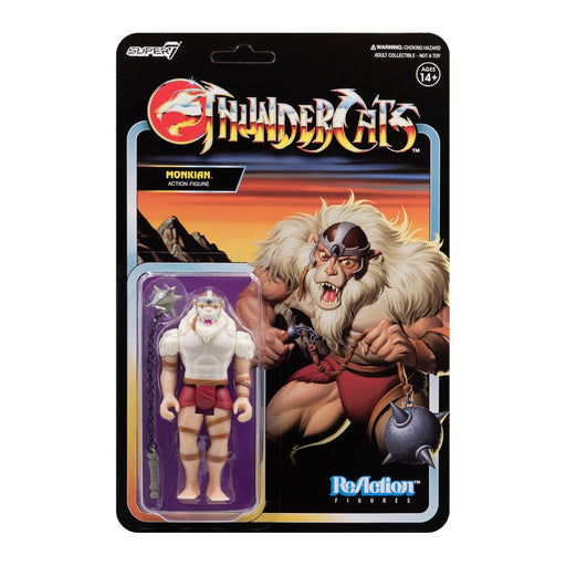 Thundercats ReAction Wave 2 - Monkian Figure