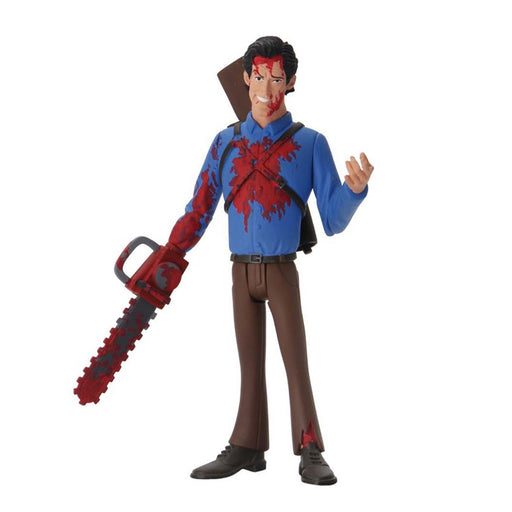 Toony Terrors (Evil Dead 2) 6-Inch Scale Bloody Ash Action Figure